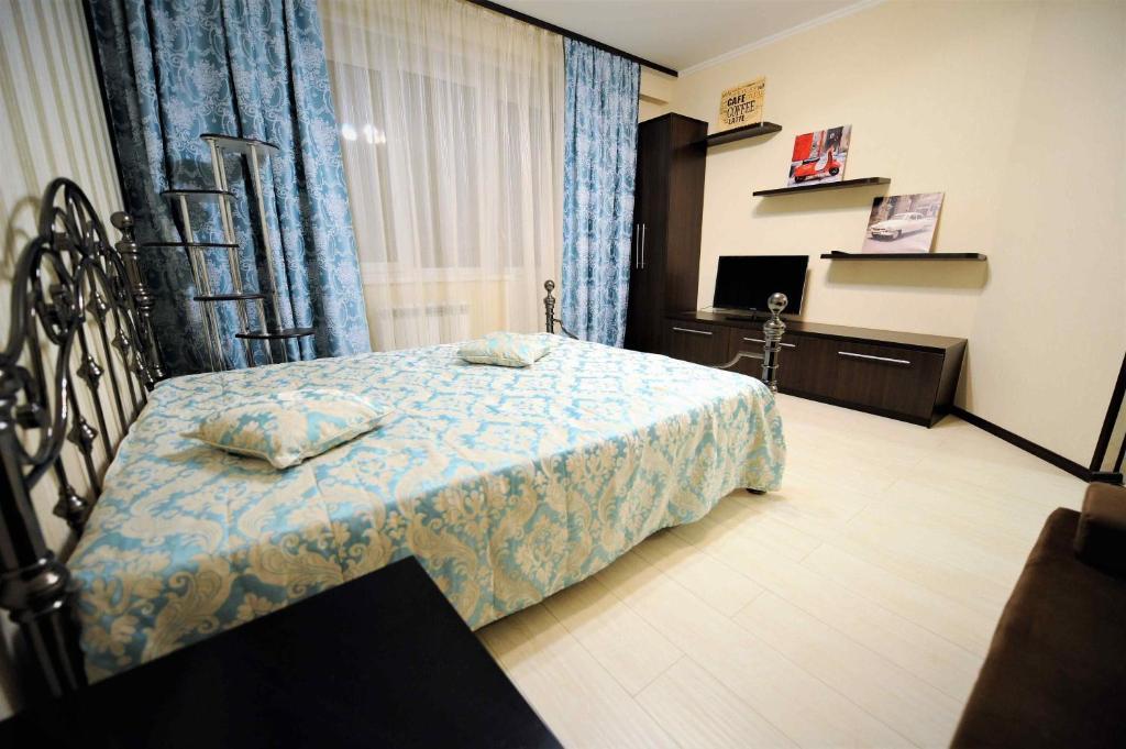 Apartment Fabrichnaya 9