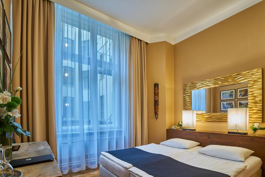 Berlin Hotel Albergo