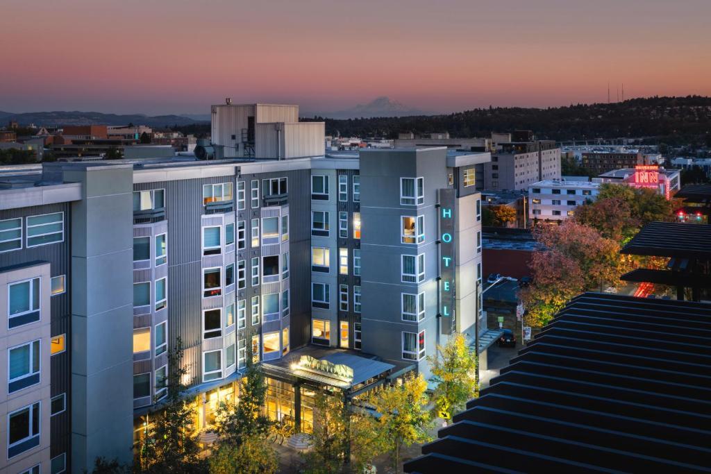 Staypineapple, Watertown, University District Seattle