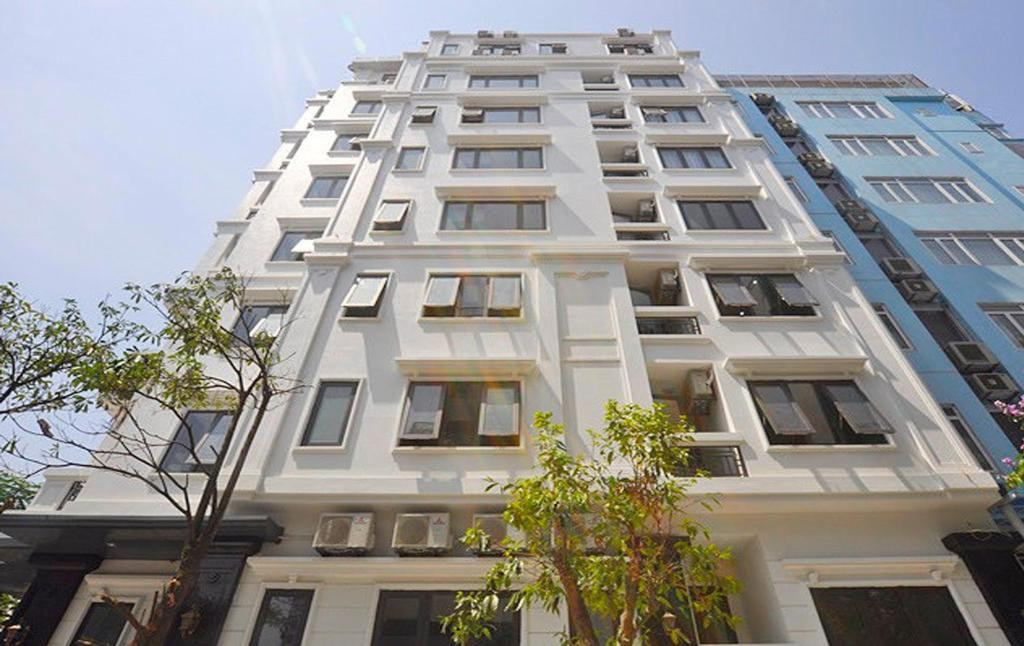 Poonsa Cau Giay Hotel and Serviced Apartment