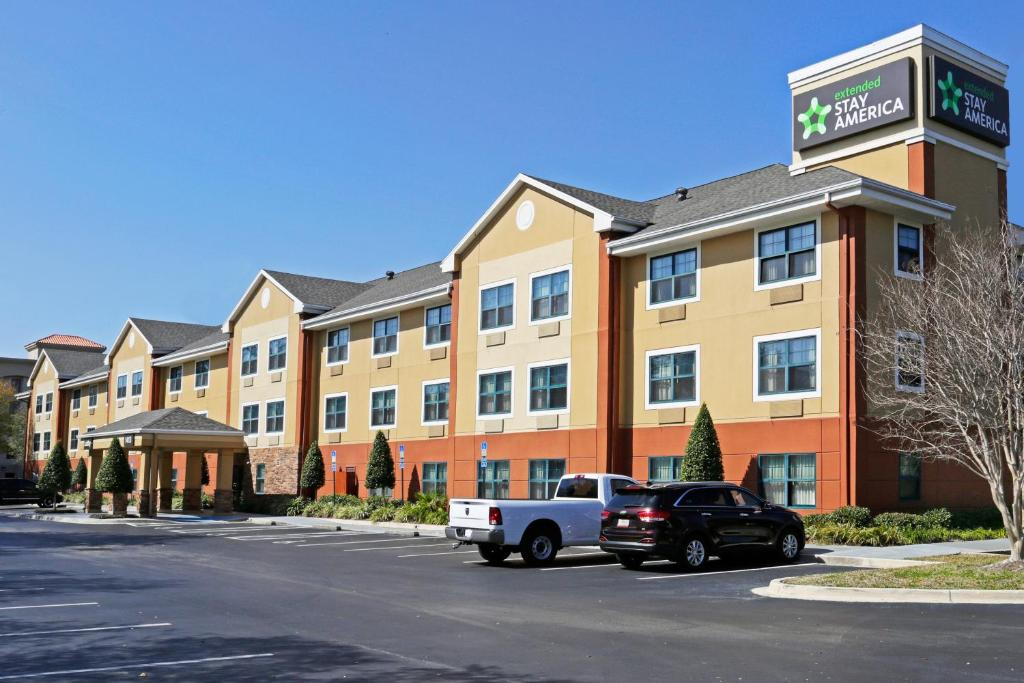 Extended Stay America Suites - Jacksonville - Riverwalk - Convention Center