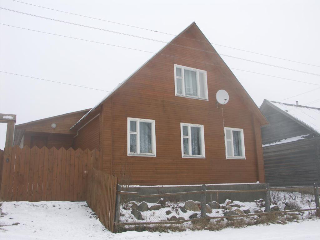 Cottage in Kubyshkino