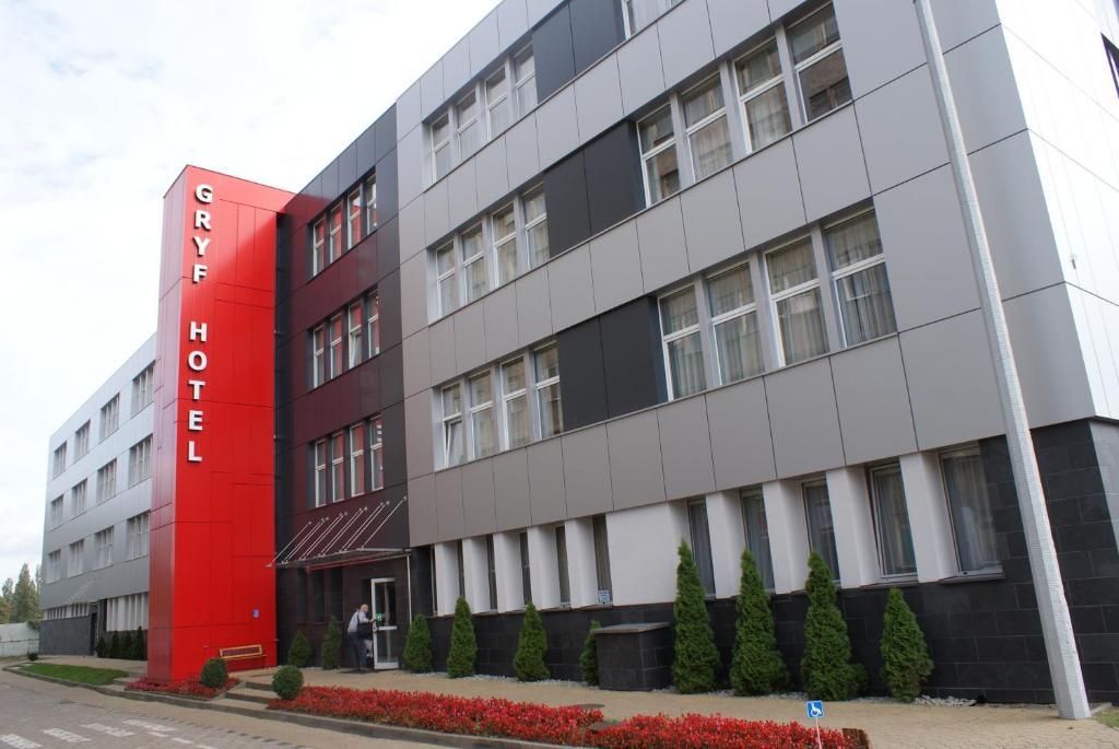 noclegi Gdańsk Hotel Gryf