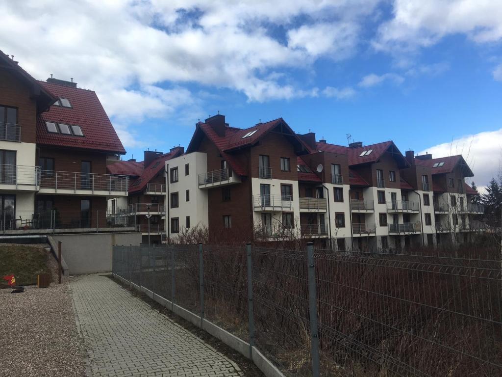 noclegi Polanica-Zdrój Apartament w Polanicy