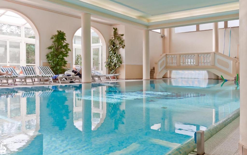 International Hotel Abano Terme Via Mazzini