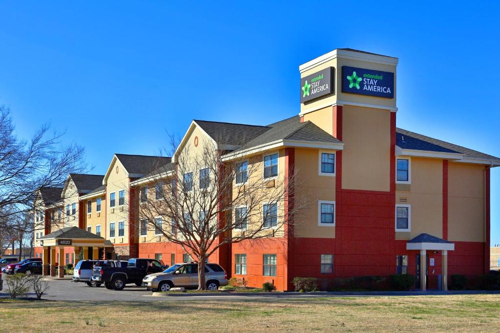 Extended Stay America Suites - Oklahoma City - Airport