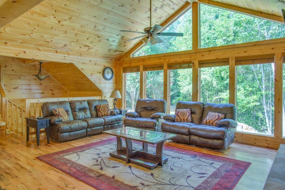 Parkside Lodge 6 Bedroom Cabin Gatlinburg United States Wander