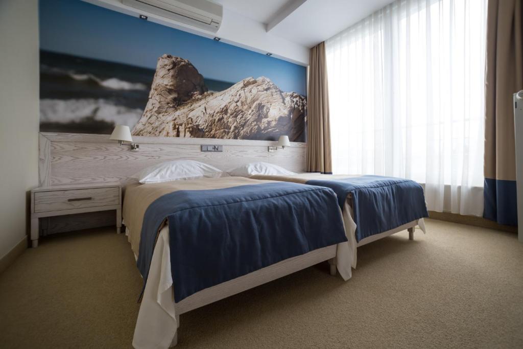 noclegi Gdynia Hotel Morski