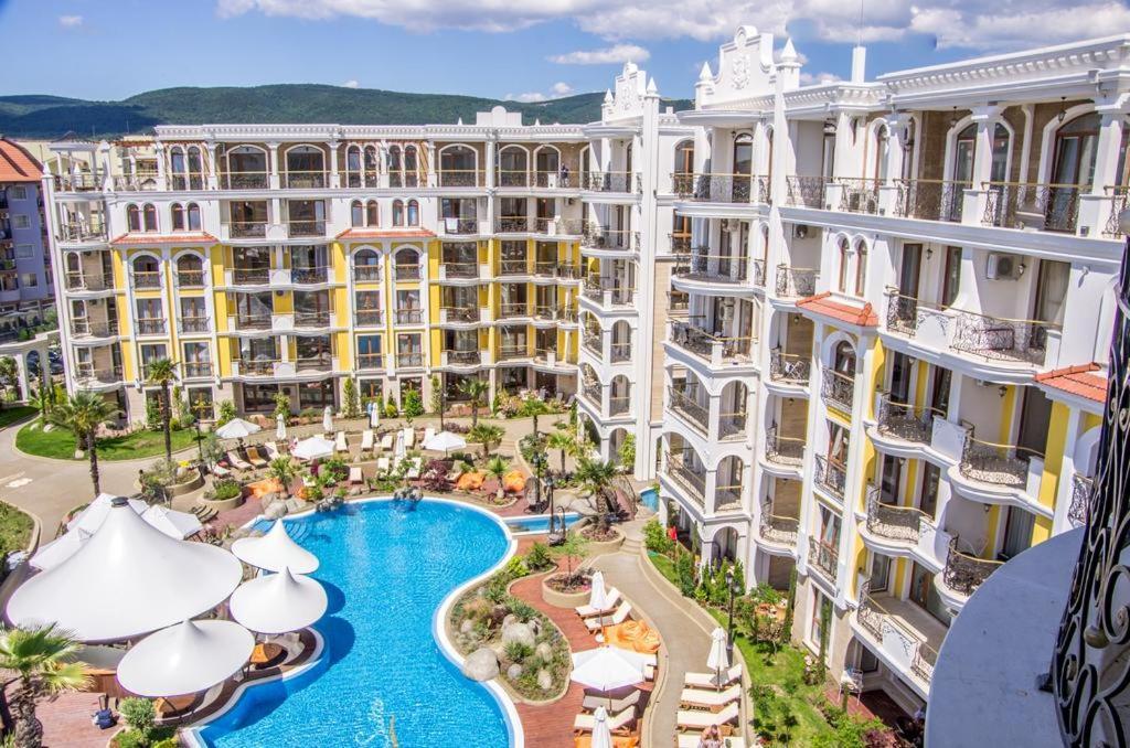 Apartment Anna in Apartcomplex Harmony-Suite