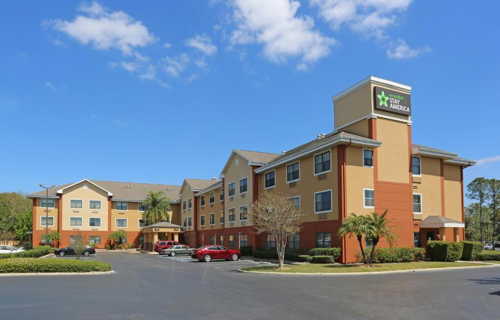 Extended Stay America Suites - St Petersburg - Clearwater - Executive Dr