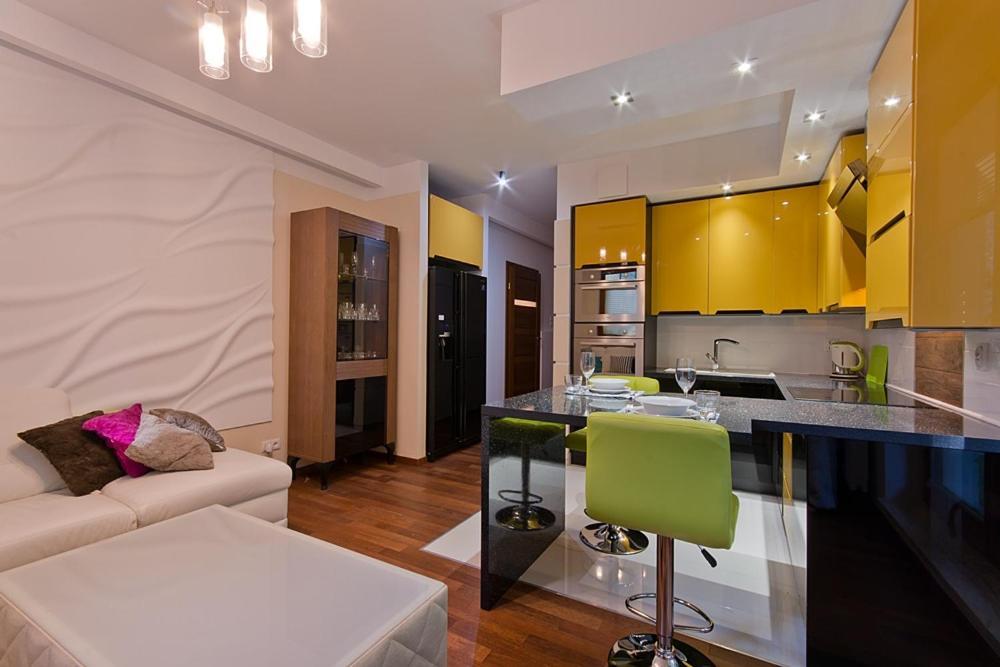 noclegi Sopot Imperial Apartments Aquarius III