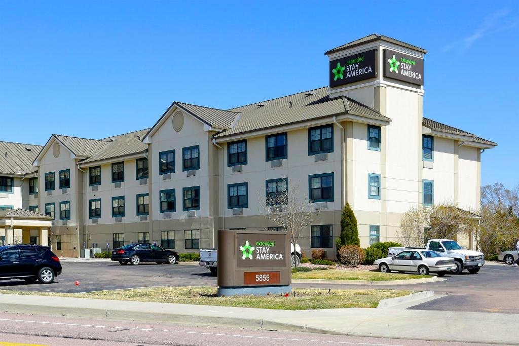 Extended Stay America Suites - Colorado Springs - West