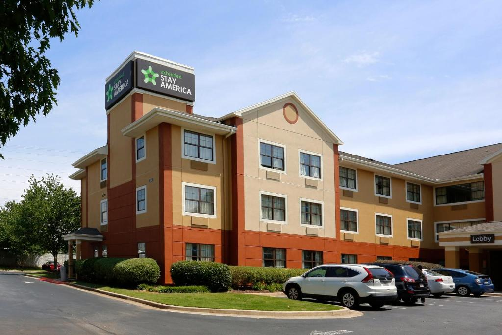 Extended Stay America Suites - Atlanta - Kennesaw Town Center