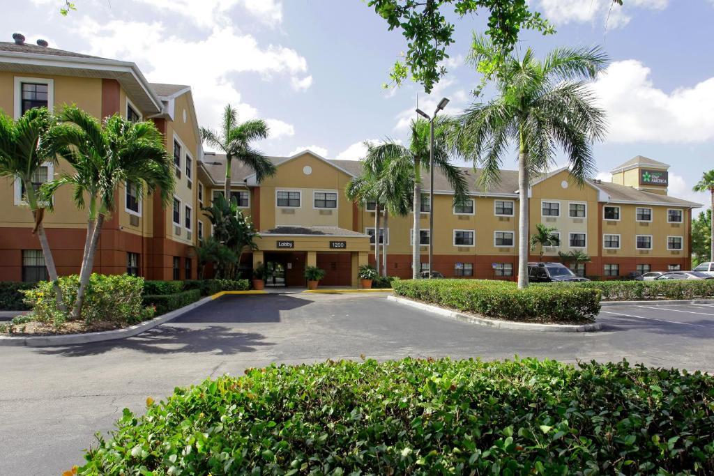 Extended Stay America Suites - Fort Lauderdale - Deerfield Beach
