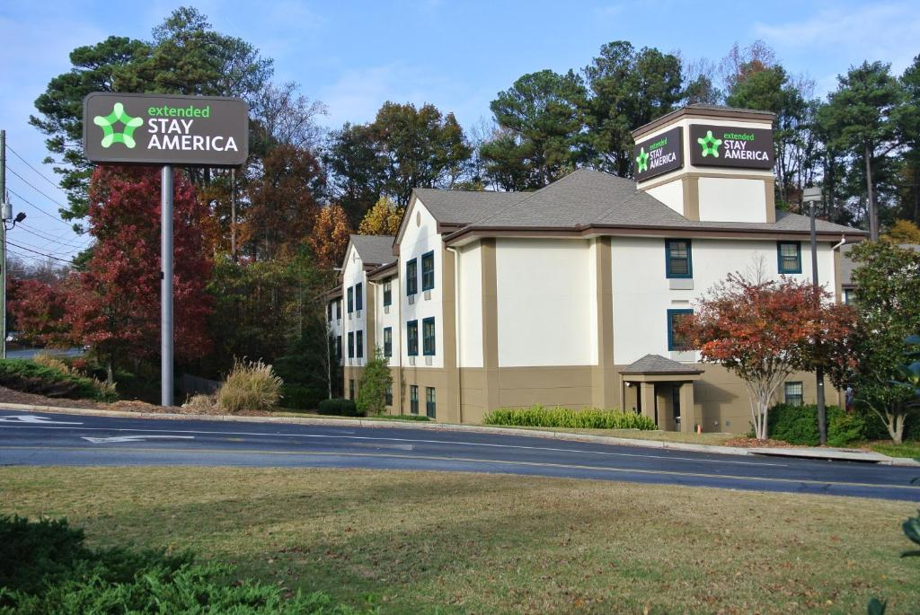 Extended Stay America Suites - Atlanta - Clairmont