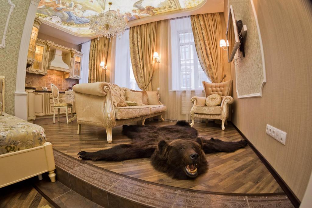 Apartment Bolshaya Pokrovskaya