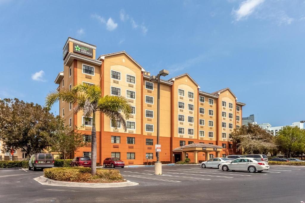 Extended Stay America Premier Suites - Miami - Downtown Brickell - Cruise Port