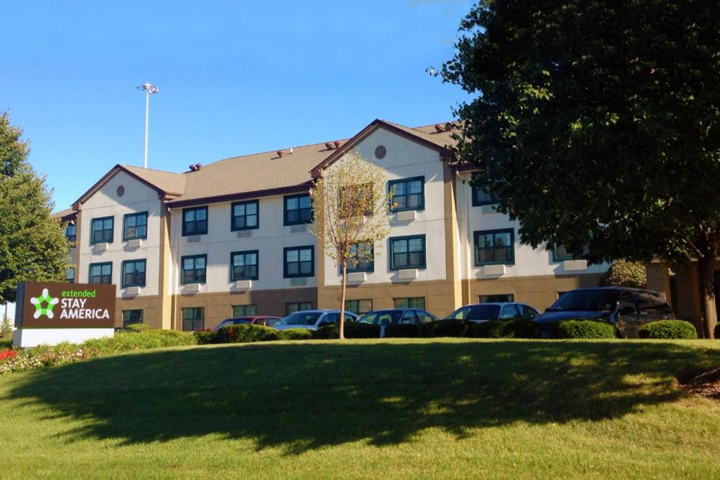Extended Stay America Suites - Chicago - Romeoville - Bollingbrook