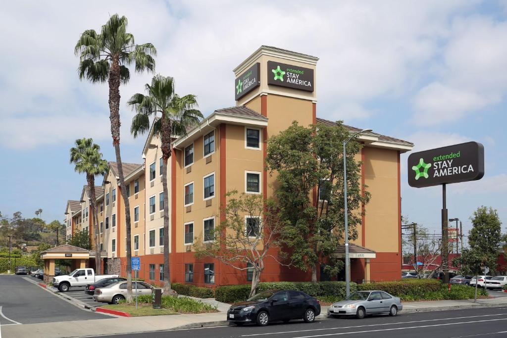 Extended Stay America Suites - Los Angeles - LAX Airport