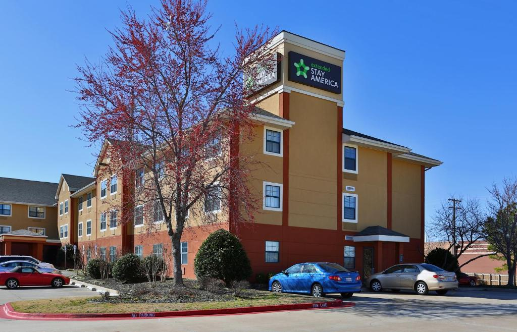 Extended Stay America Suites - Oklahoma City - NW Expressway