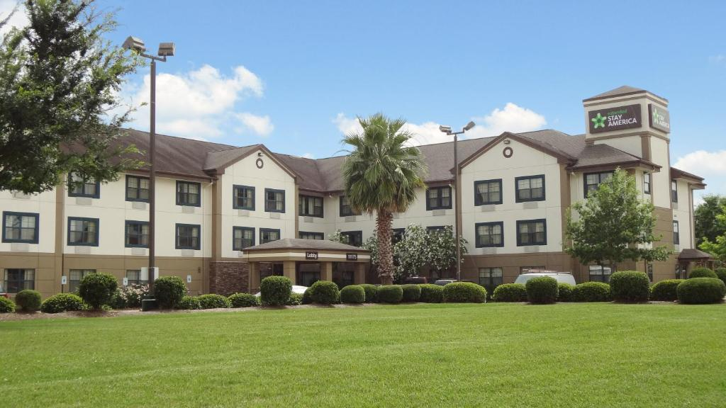 Extended Stay America Suites - Houston - I-10 West - CityCentre