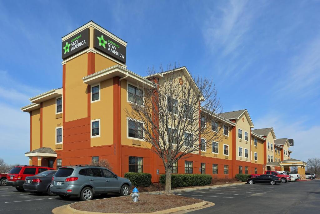 Extended Stay America Suites - Fayetteville - Springdale
