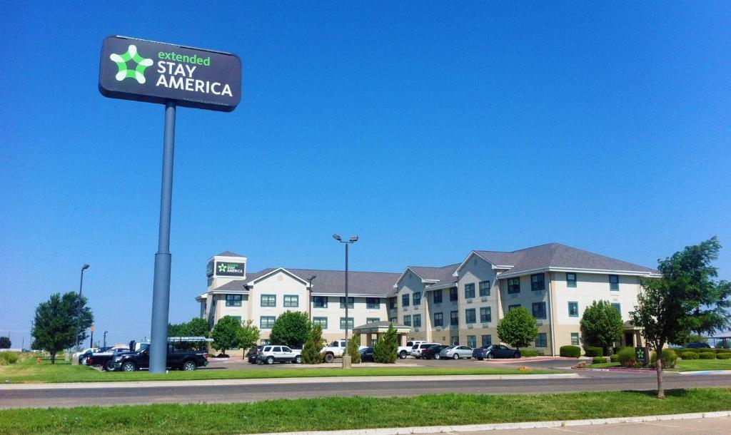 Extended Stay America Suites - Amarillo - West