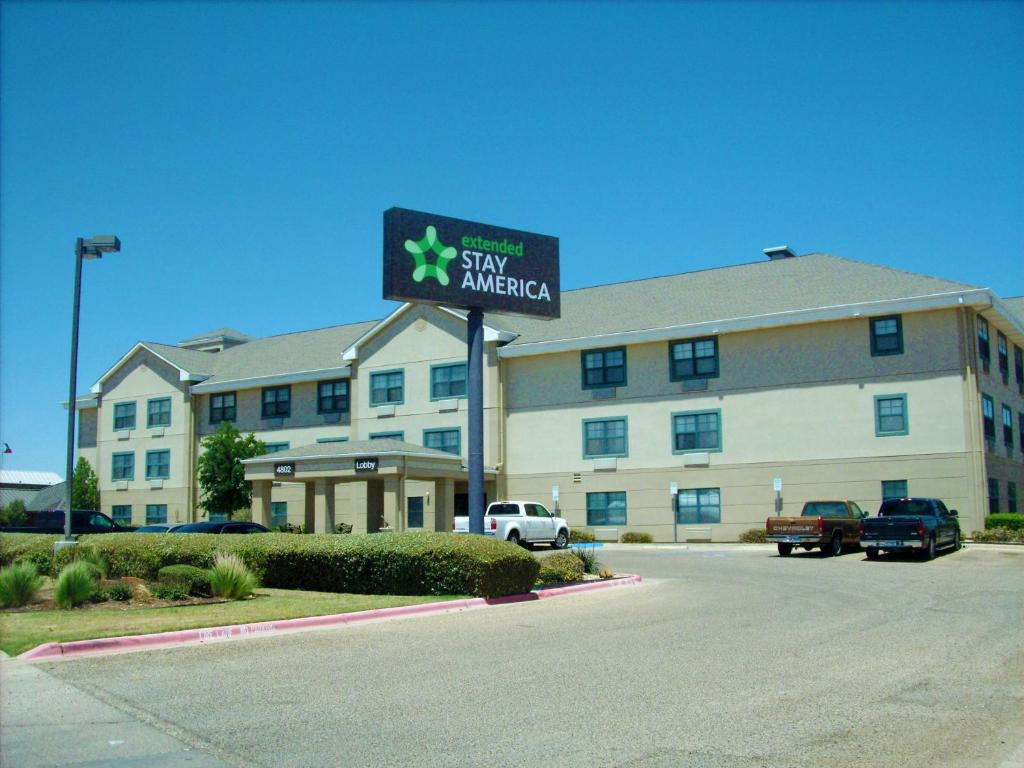 Extended Stay America Suites - Lubbock - Southwest