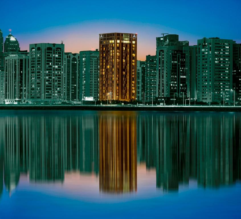Hala Arjaan by Rotana, Deluxe Hotel Apartments