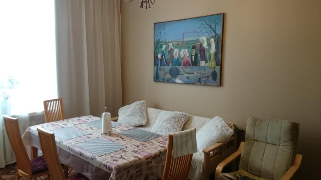Apartment Komsomolskaya