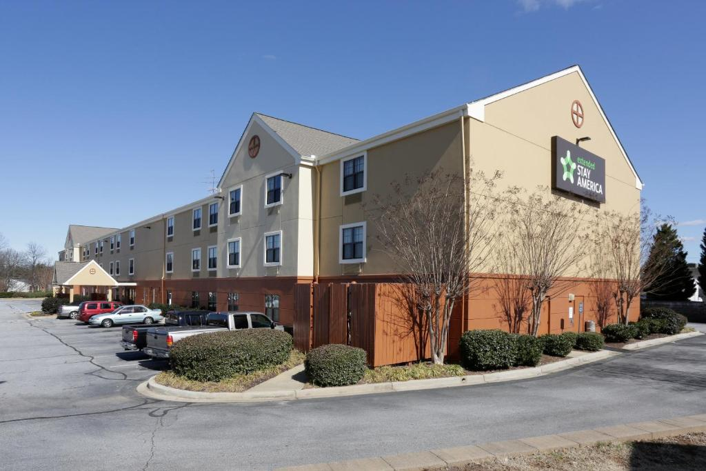 Extended Stay America Suites - Greenville - Airport
