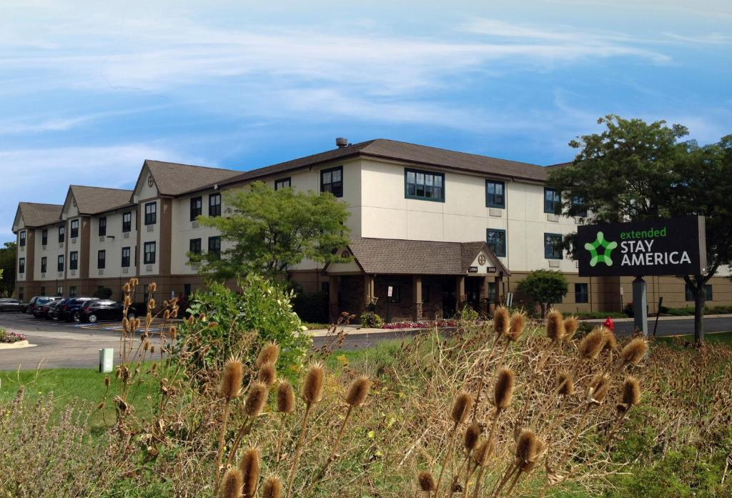 Extended Stay America Suites - Chicago - Rolling Meadows