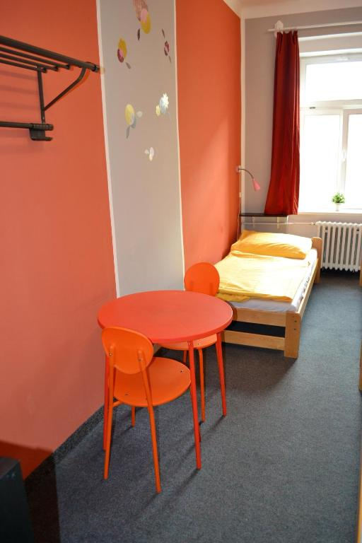 Single Room with Shared Shower and Toilet Hostel Advantage