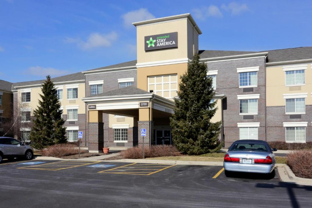 Extended Stay America Suites - Chicago - Lombard - Oakbrook