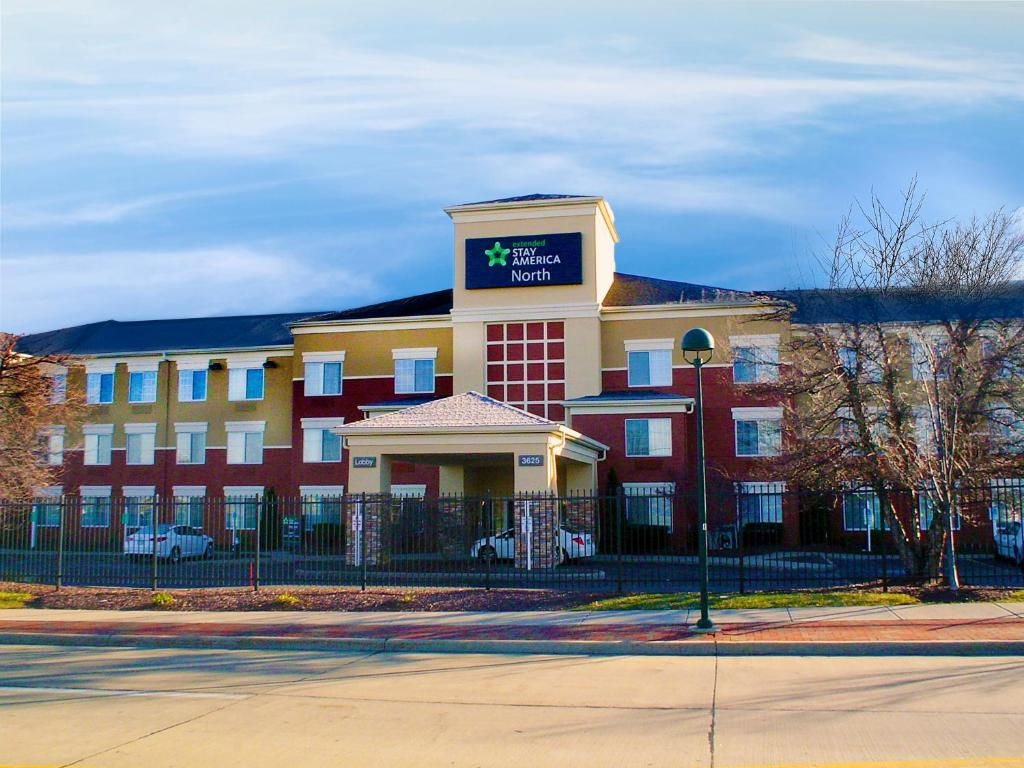 Extended Stay America Suites - Cleveland - Beachwood - Orange Place - North