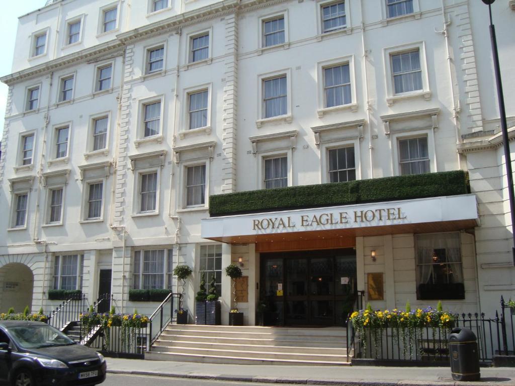 Booking Royal Eagle Hotel London