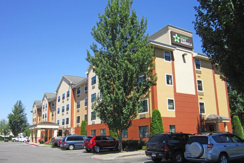 Extended Stay America Suites - Seattle - Kent