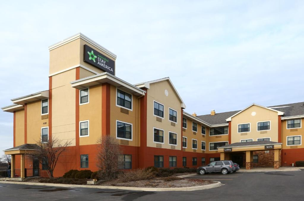 Extended Stay America Suites - Chicago - Hanover Park