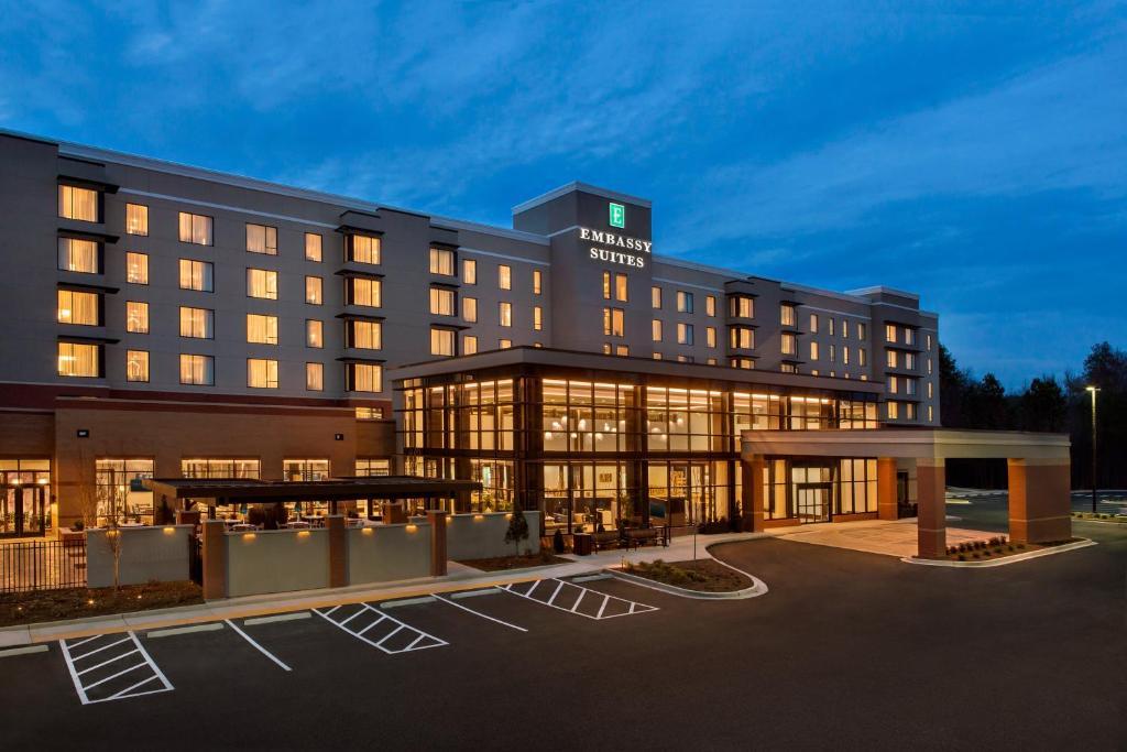 Embassy Suites by Hilton Atlanta NE Gwinnett Sugarloaf