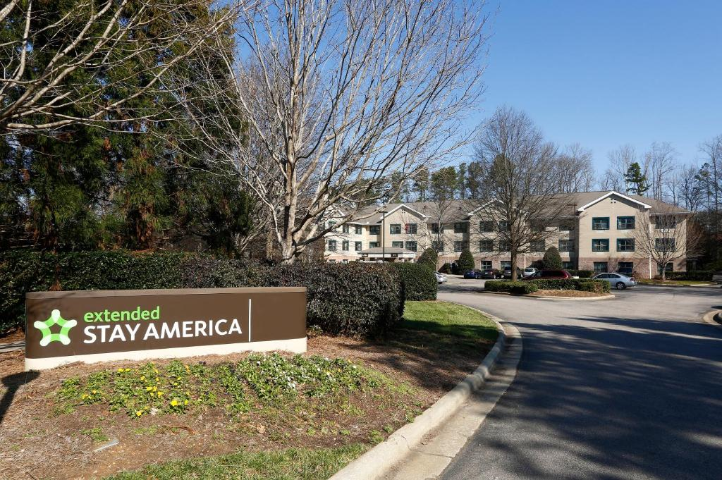 Extended Stay America Suites - Raleigh - Midtown