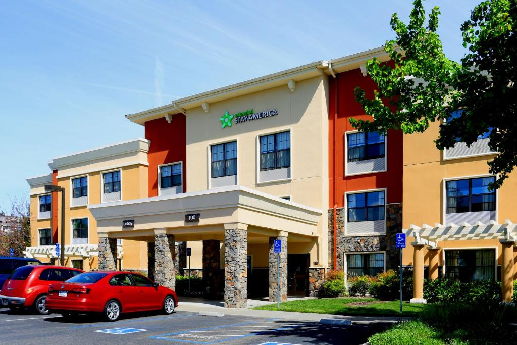 Extended Stay America Suites - Santa Rosa - North