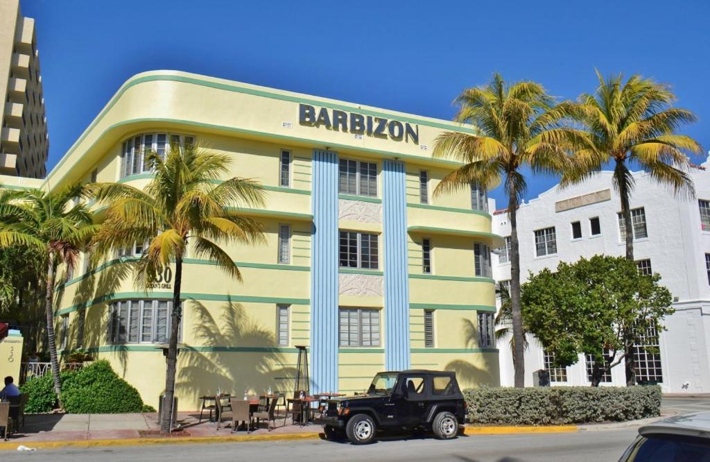 Barbizon On Ocean Drive Apartments Miami Beach Book Your Hotel With Viamichelin
