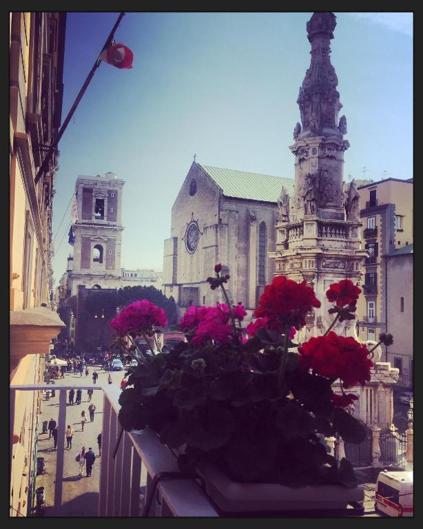 B&B Il Balconcino a Santa Chiara