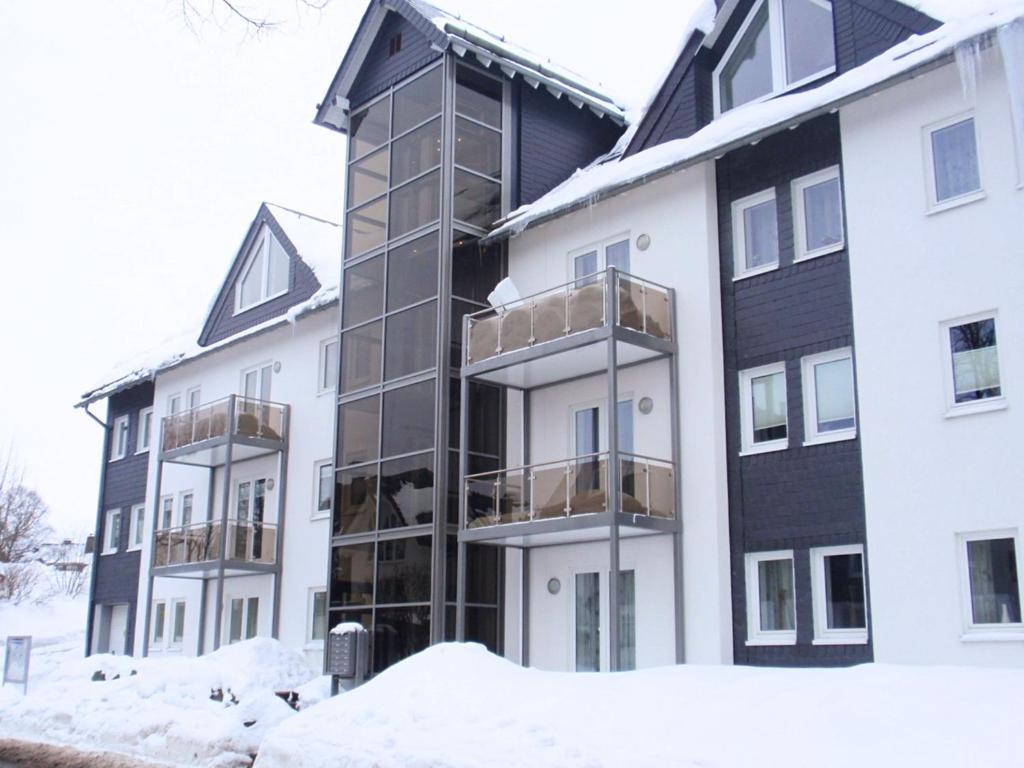 Beautiful, modern apartment with terrace in Winterberg