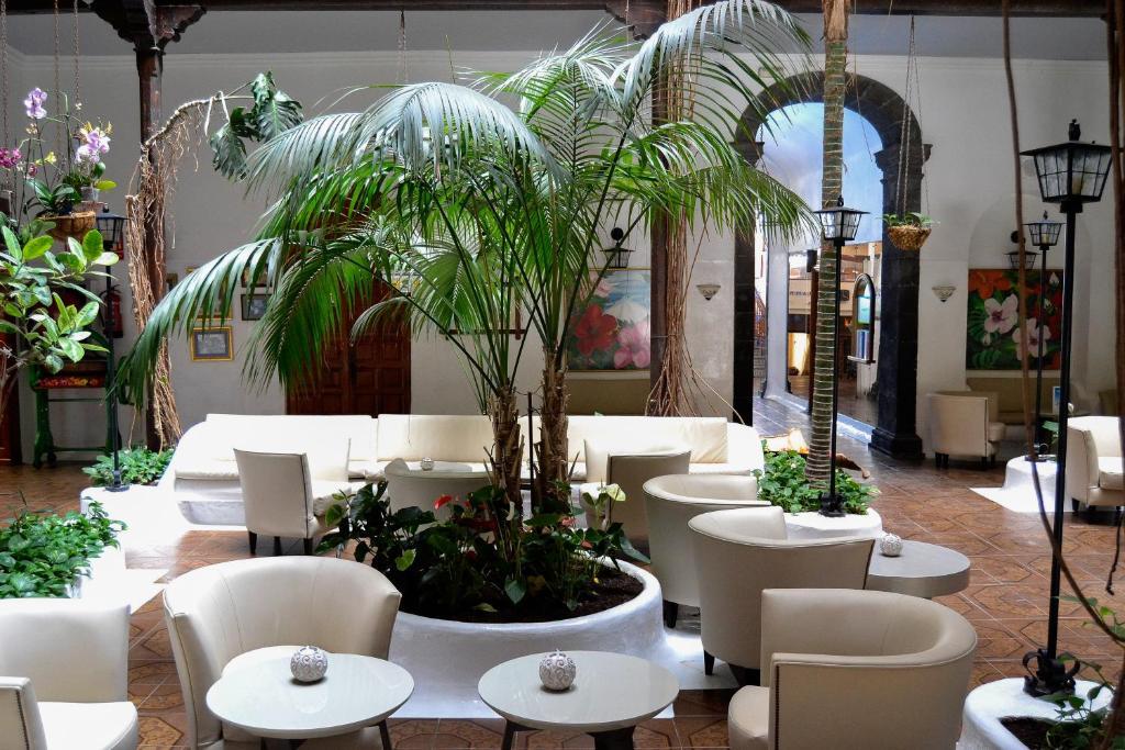 Hotel monopol puerto de la cruz online booking viamichelin - Monopol hotel puerto de la cruz ...