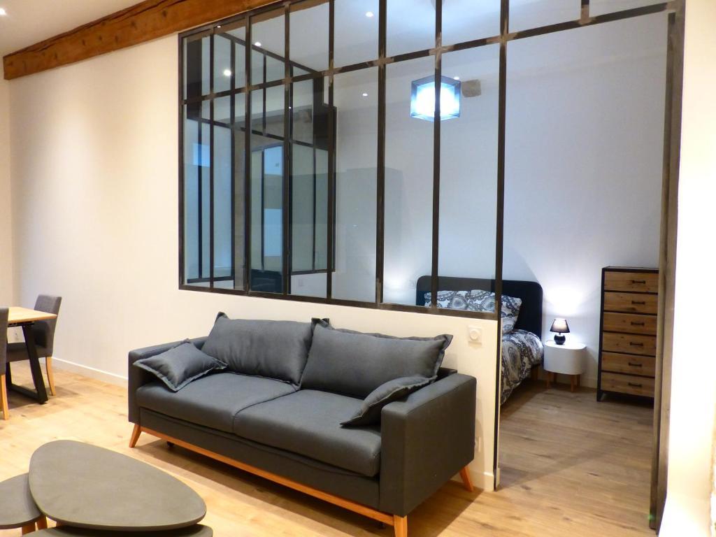 Hyper centre : Appartement Deco Atelier ou Studio Mezzanine in Lyon ...