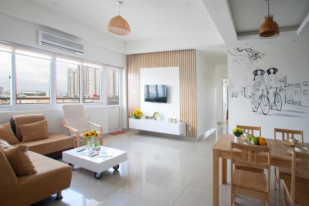 Le Soleil - Vietnam Charm Apartment District 7