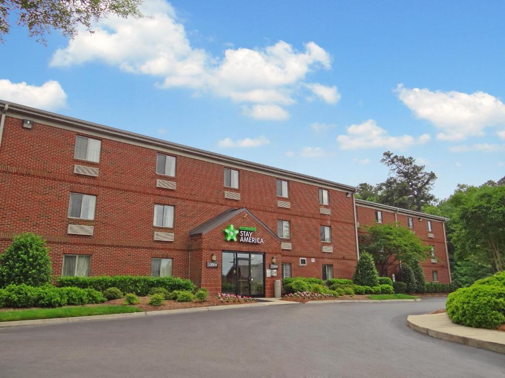 Extended Stay America Suites - Raleigh - Research Triangle Park - Hwy 54