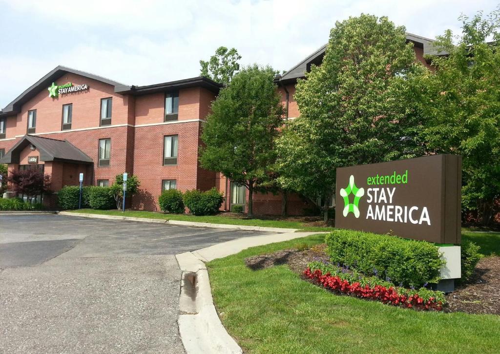 Extended Stay America Suites - Detroit - Warren