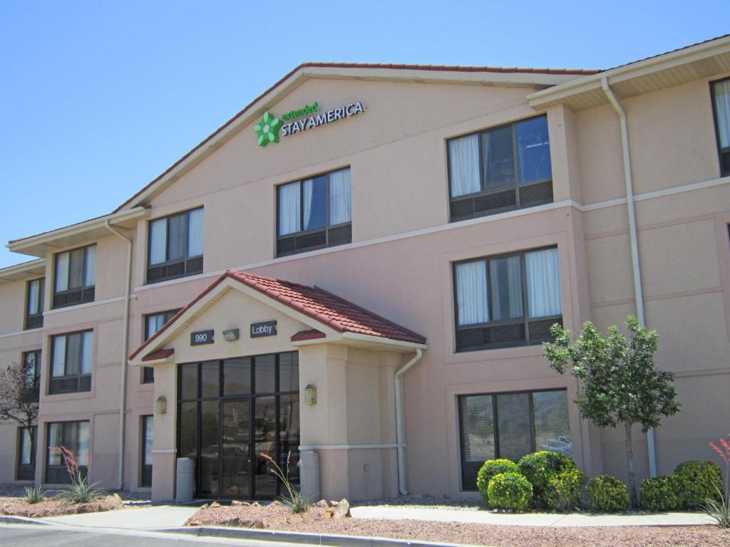 Extended Stay America Suites - El Paso - West